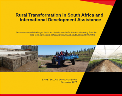 Online report - land access in South Africa