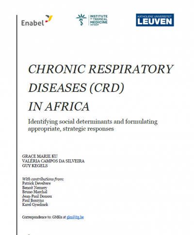 chronic respiratory diseases (crd) in Africa
