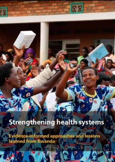 Strengthening health systems in Rwanda