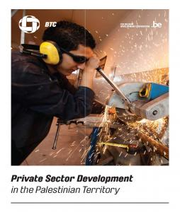 Private Sector Development in the Palestinian Territory